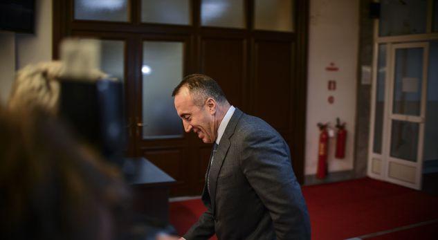 """""""Haradinaj do zvarritje të demarkacionit për mbajtje të pushtetit"""""""
