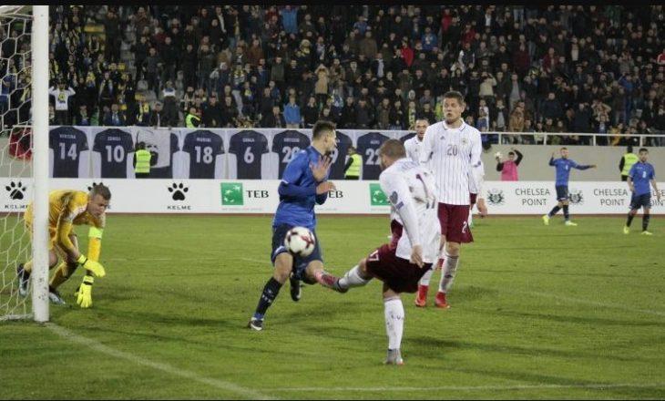 Trajneri i Letonisë përgëzon Kosovën për fitoren: Luajtën mirë dhe fortë në sulm