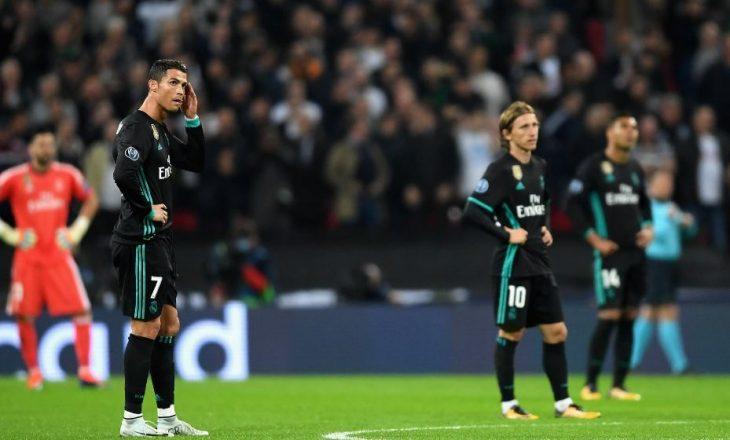 Skuadra nga Londra kthen Realin kokë ulur në Madrid