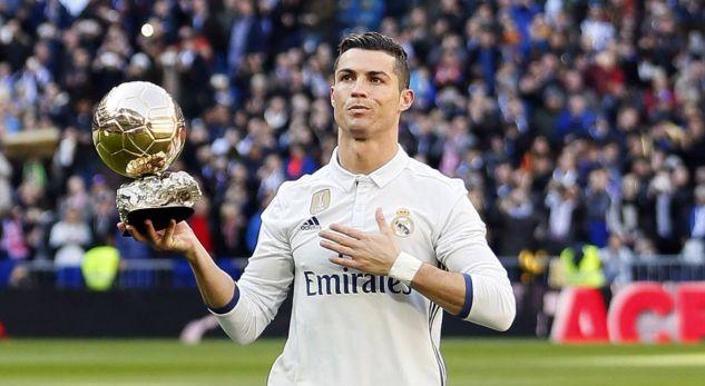 """Ronaldo: E dua """"Topin e Artë"""""""