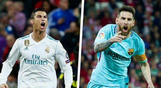 """""""Ronaldo më i mirë se Messi"""""""