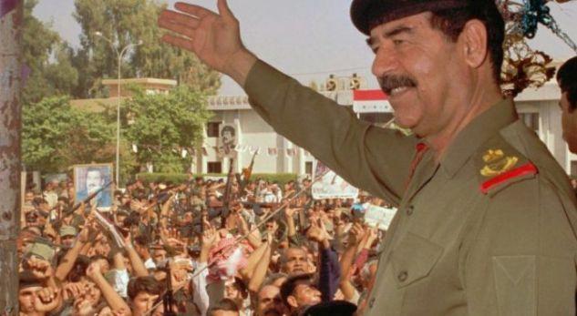 Parashikimi i Saddam Hussein për dështimin e Amerikës në Irak