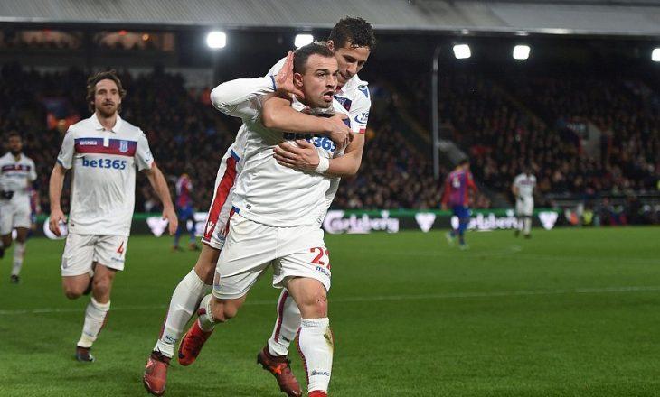 Legjenda e futbollit anglez: Golat e Shaqirit vijnë me shije