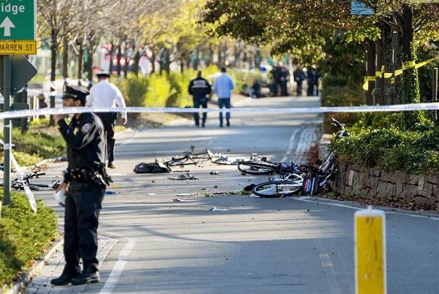 Zbulohet autori i sulmit me kamion në Nju Jork