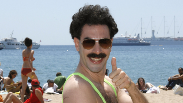 """Turistët arrestohen në Kazakistan sepse ishin veshur si """"Borati"""""""
