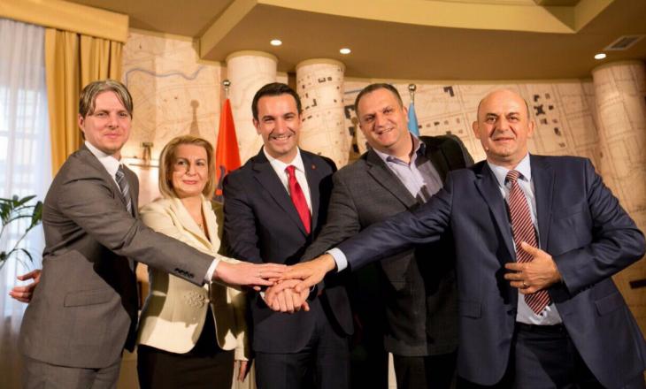Urimi i veçantë i Erion Veliajt për Shpend Ahmetin dhe Teuta Arifin