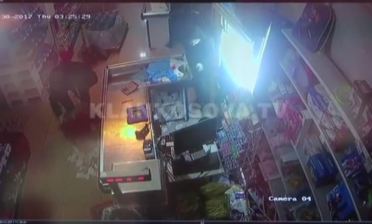 Vjedhja 10 minuta – 100 metra afër stacionit të policisë në Obiliq