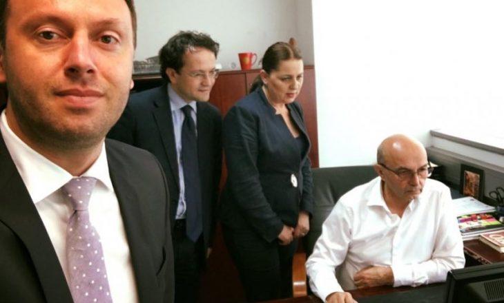 Reagimi i pazakontë i anëtares së Kryesisë së LDK-së për fitoren e Ahmetit