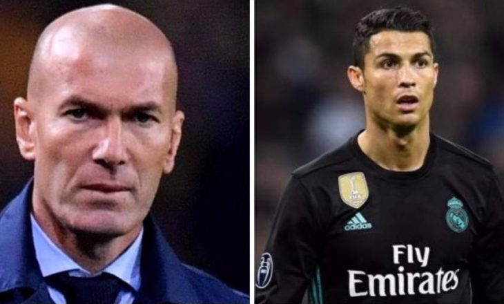Ronaldo konfrontohet me Zidanen, Perez largon francezin nga klubi? [Foto]