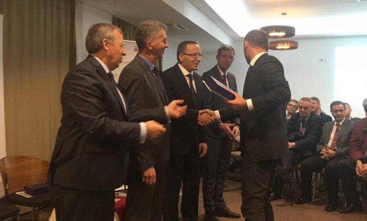 Meridian Express shpallet një ndër kompanitë më tatimpaguese në Kosovë