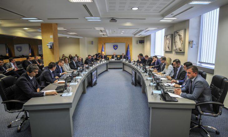 Pagat mujore të asistentëve të lartë të kryeministrit dhe ministrave