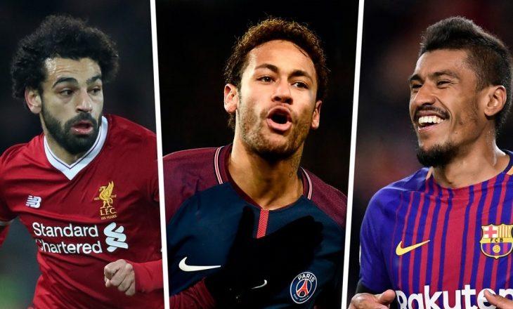 15 transferimet më të mira të vitit 2017