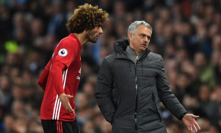Jose Mourinhos i largohet nga Manchester United futbollisti i preferuar