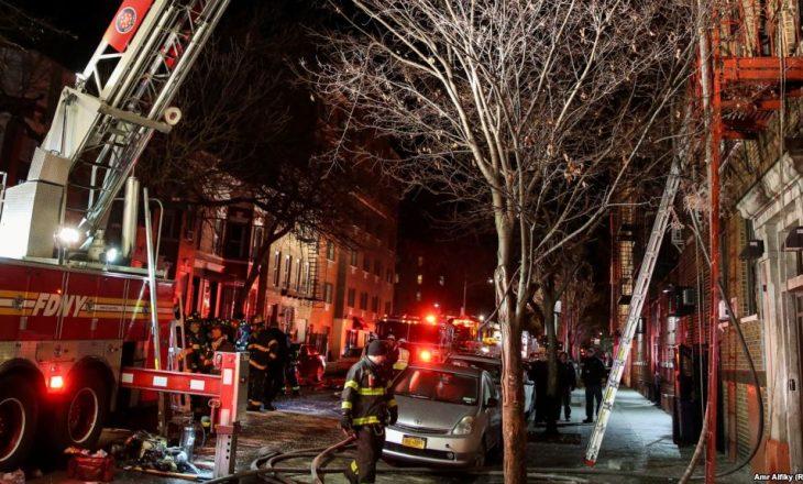 """""""Loja e fëmijës"""" – shkak i zjarrit vdekjeprurës në Nju Jork"""