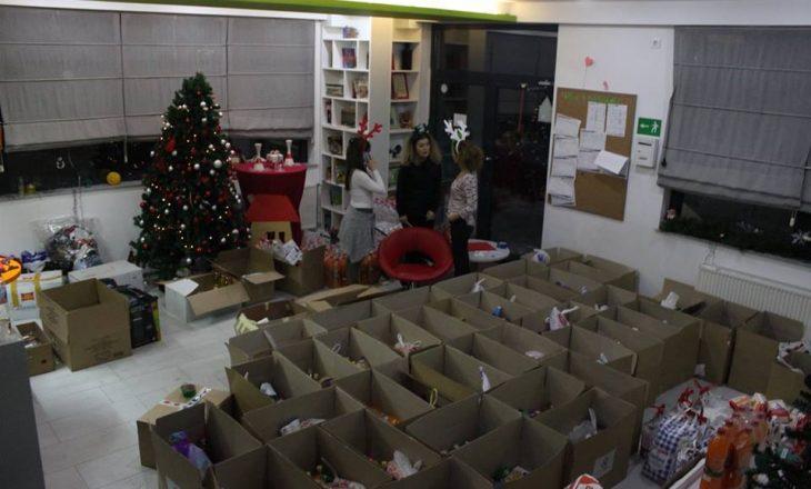 """""""Maat"""" aksioni i vajzave nga Prishtina në ndihmë të familjeve të varfra"""