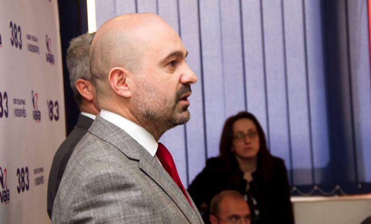 Drejtori i PTK-së tregon për sulmin: Më kanë ndal në rrugë dhe më kanë goditur me grushte