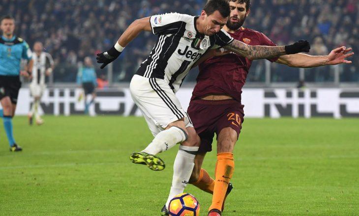 Formacionet zyrtare: Juventus – Roma [Foto]