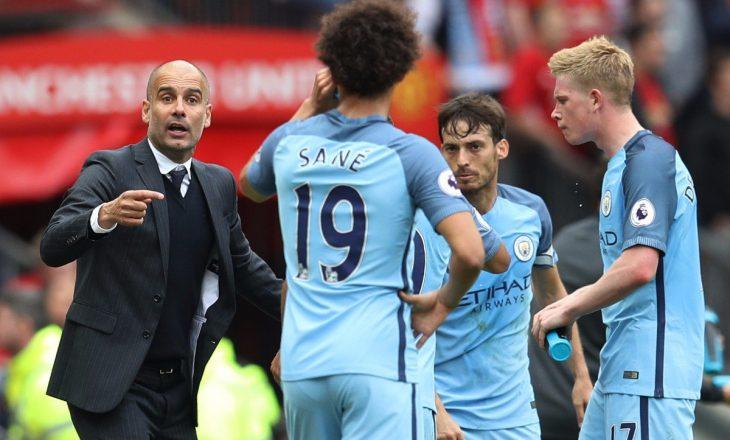 Xavi zbulon futbollistin te Man.City që luan rolin e Messit