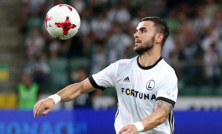 Armando Sadiku transferohet te skuadra e njohur në Turqi