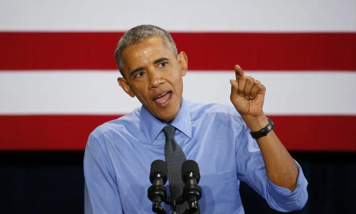 Obama flet për fitoren e demokratëve në SHBA