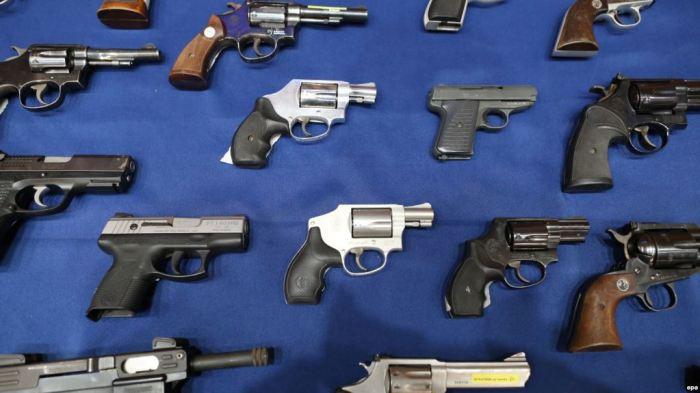 Metoda që po përdor ShBA për mbledhjen e armëve nga qytetarët