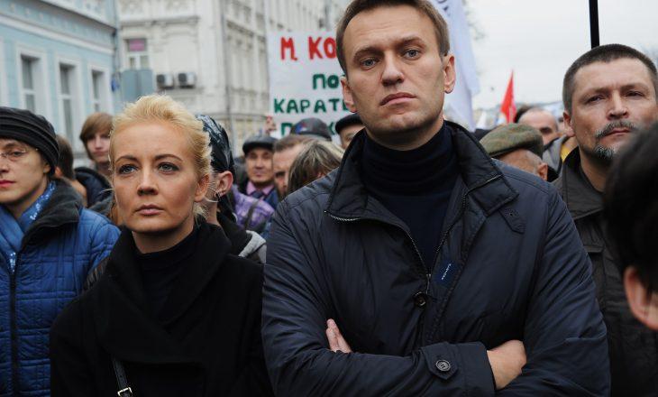 Rusia ngrit akuza të reja kundër Alexei Navalny