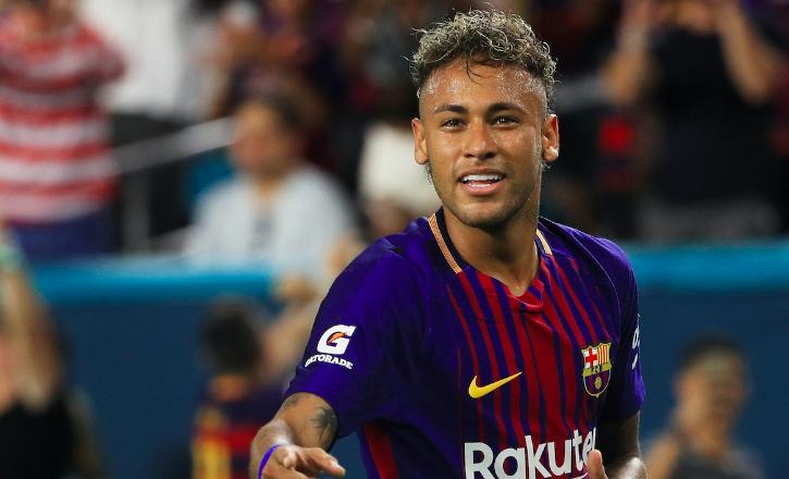 """Neymar """"kërcënon"""" Realin: """"E mposhtim dhe bëjmë historinë!"""""""