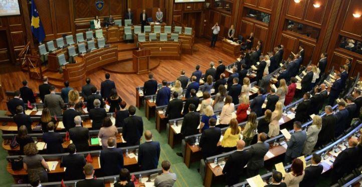 Mësohen emrat e 43 deputetëve që kërkuan rrëzimin e Gjykatës Speciale