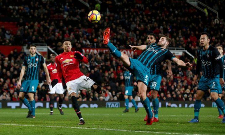 United merr vetëm barazim, i hap rrugë Cityt drejt titullit