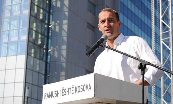 Haradinaj paralajmëron riaktualizimin e UÇK-së atëherë kur të fillojnë arrestimet nga Specialja