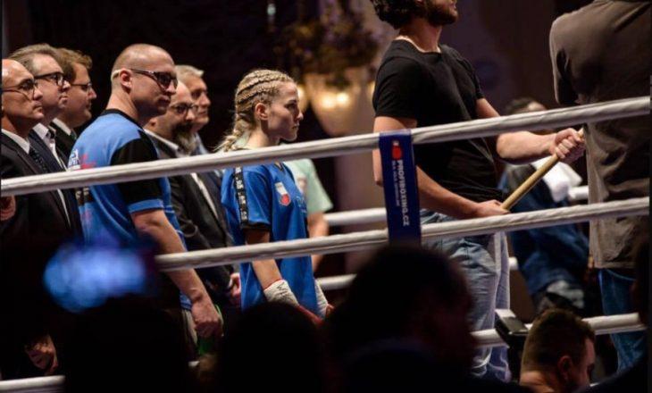 Fabiana Bytyqi mund të bëjë atë që s'e bënë boksierët