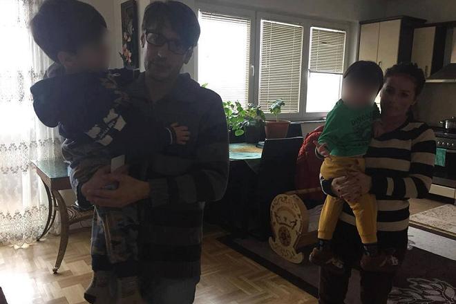 Përveç djalit të sëmurë, familja rrezikon të mbetet pa shtëpi