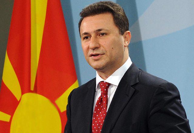 Dënohet ish-kryeministri i Maqedonisë Veriore, Nikola Gruevski
