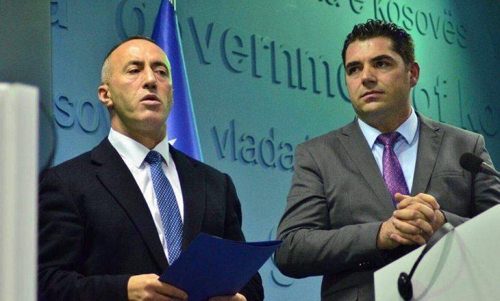 Qeveria e Kosovës paralajmëron masa reciproke ndaj Shqipërisë