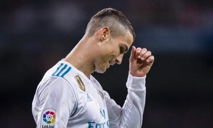 """""""Cristiano Ronaldo duhet të ishte në burg, mashtrimi fiskal krim i rëndë"""""""