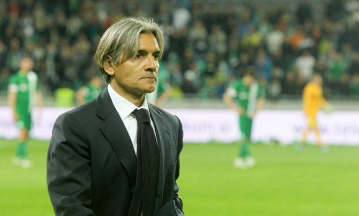 """Trajneri italian """"zbulon"""" kandidaturën për drejtimin e Kosovës"""