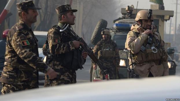 Katër persona të vdekur pas sulmit në agjencinë e lajmeve
