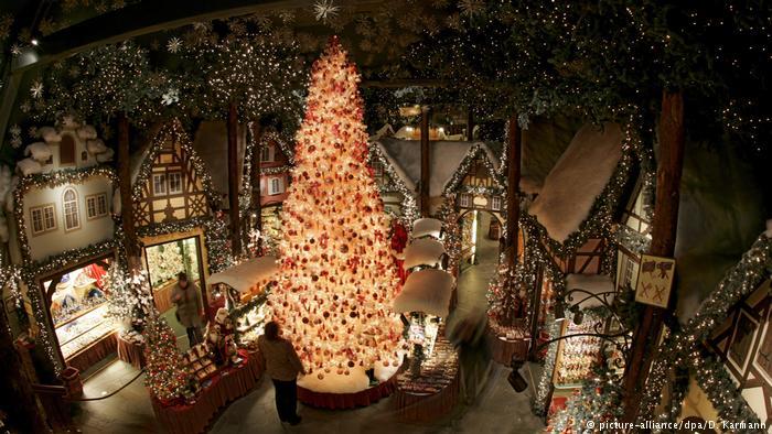 Historia e kremtimit të Krishtlindjes