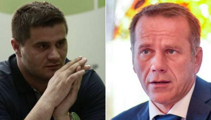 Niveli i ulët i Avni Arifit, përdor shpifjet e Milaim Zekës për ta fyer gazetarin Parim Olluri
