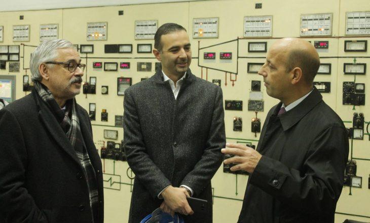 Ministri Lluka premton se nuk do të ketë ngritje të çmimit të energjisë