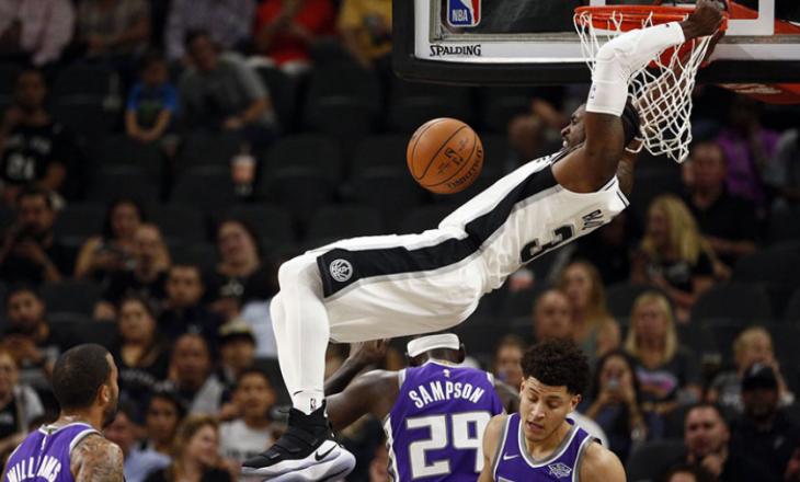 NBA: Fitore e lehtë për San Antonion, mposhtet Golden State