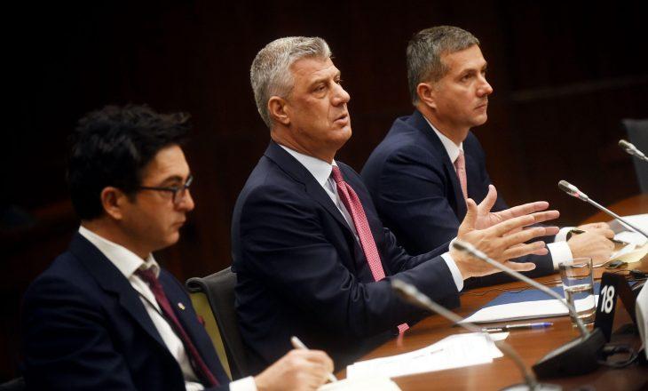 """Presidenti """"injoron"""" thirrjet e ambasadorëve: Për Gjykatën Speciale vendosin deputetët"""