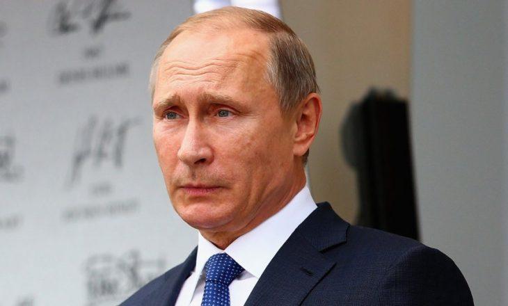 Putin: Shpërthimi në Shën Petersbug ishte akt terrorist