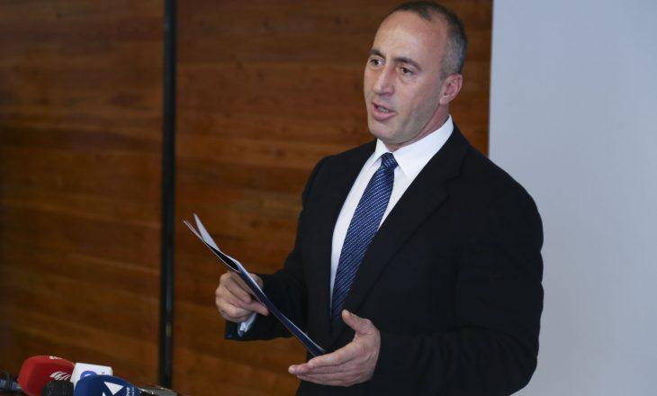 Haradinaj: E mbështesim vendimin e Trumpit për Jerusalemin