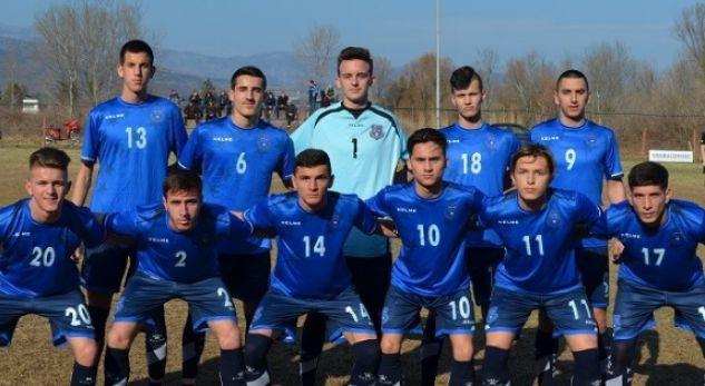 Kosova U-19, skuadrat evropiane që janë në grupin e saj