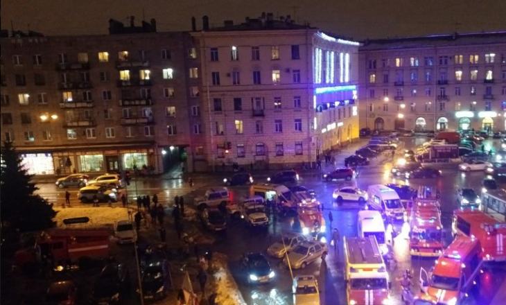 Shpërthim i fuqishëm në një supermarket në Rusi, 10 të plagosur
