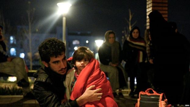 Irani goditet nga dy tërmete, të paktën një i vdekur