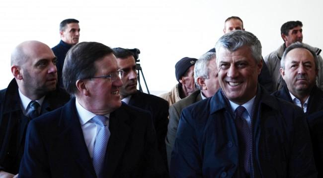 Ish-sekretari i NATO-s: Hashim Thaçi, lider i frikshëm i një shteti të vogël