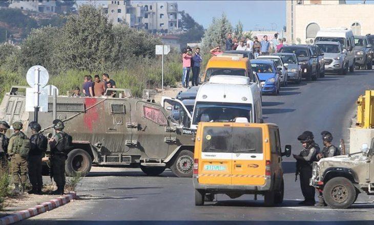Izraeli arreston 35 palestinezë gjatë bastisjeve