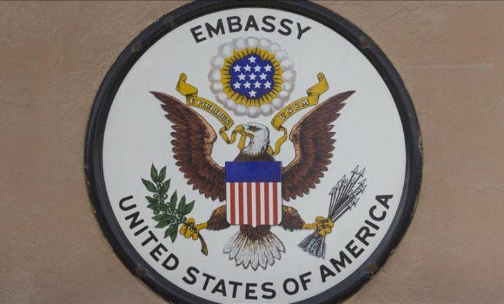 Ambasada e SHBA-ve në Ankara rifillon dhënien e vizave